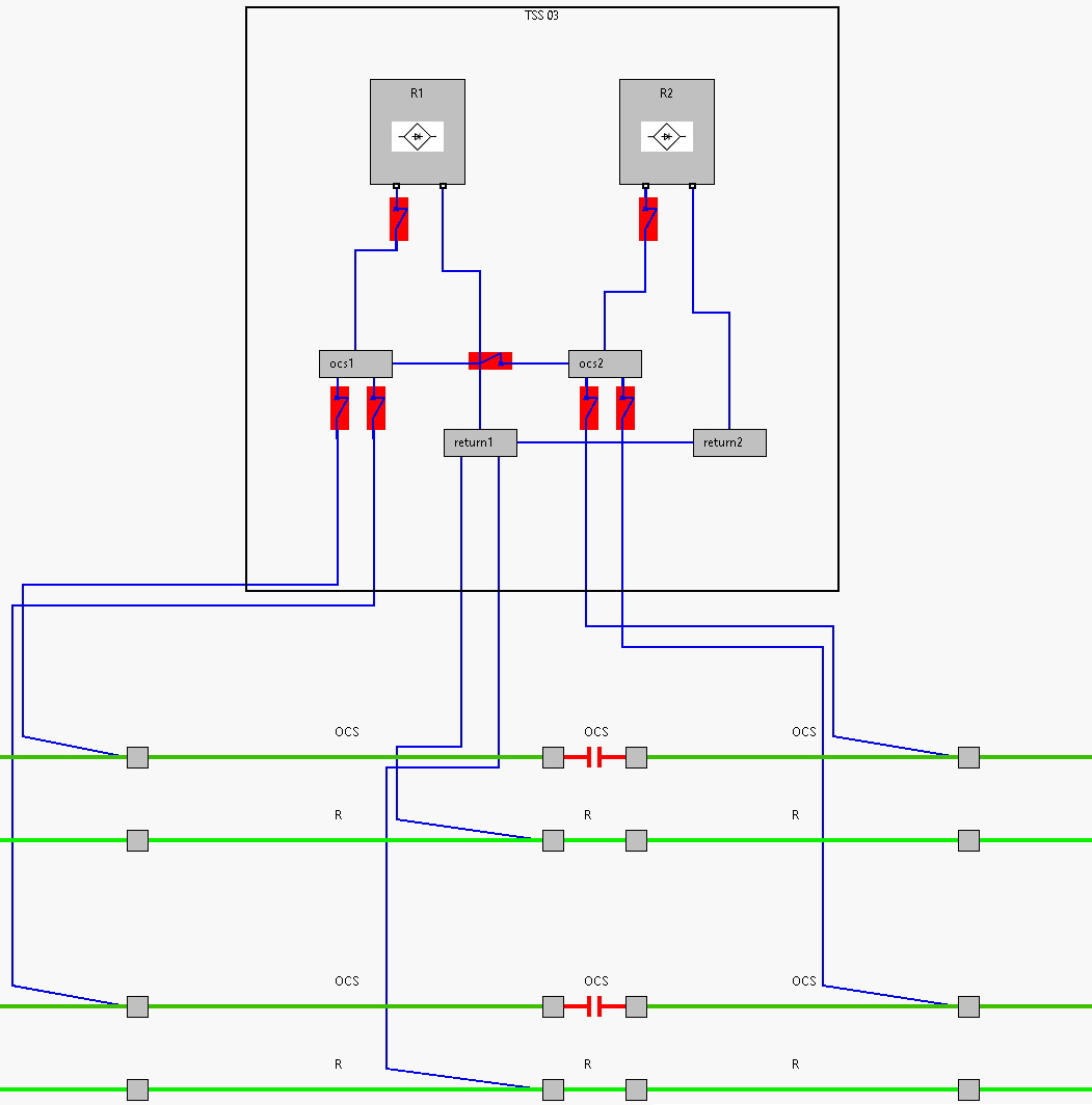 Openpowernet Simulation Software For Railway Power Supply Systems